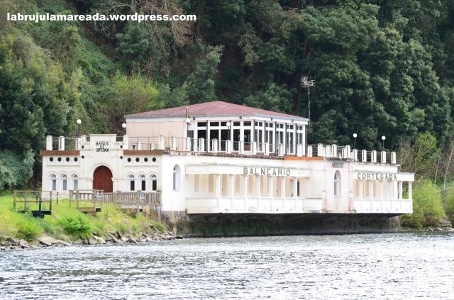 balneario modernista de Cortegada (Ourense)