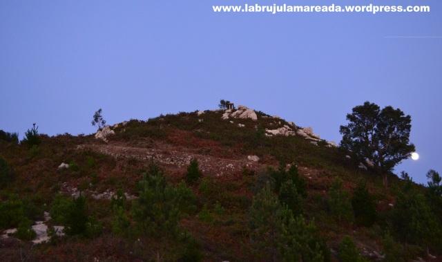 muralla Cano dos Mouros. viladesuso- Oia