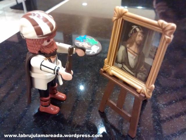 figura Lego Durero