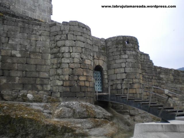castillo Ribadavia Ourense