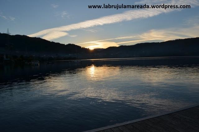 embalse Castrelo de Miño Ourense