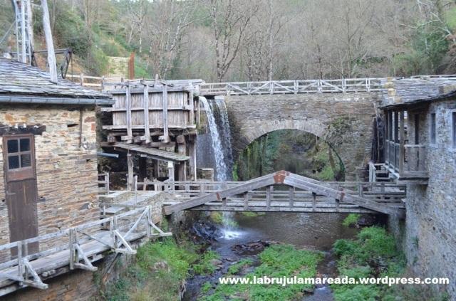 Museo de Molinos Mazanovo en Taramundi. Asturias.