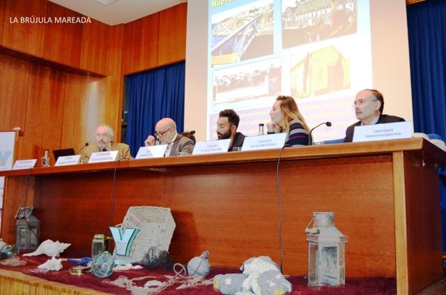 Ponentes I Congreso Turismo Industrial en Vigo
