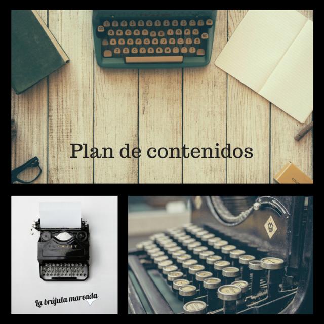 Plan de contenidos para escribir un blog sobre turismo