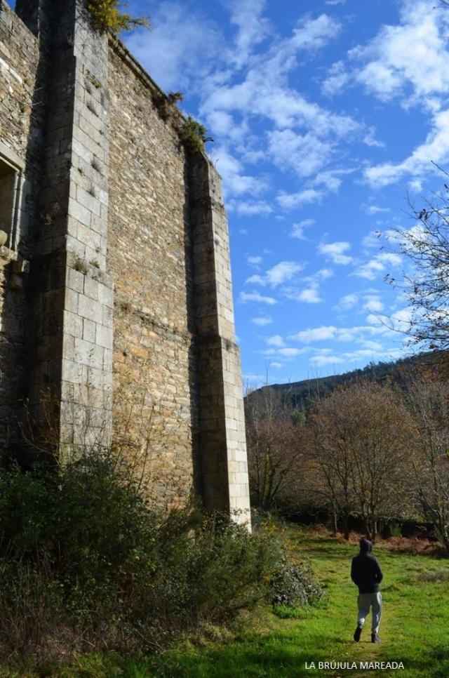 Monasterio de Monfero