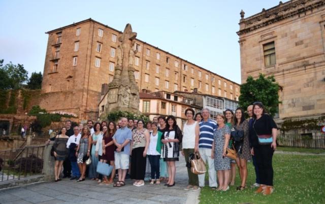 Presentación de Galicia es +, agencia receptivo de Galicia