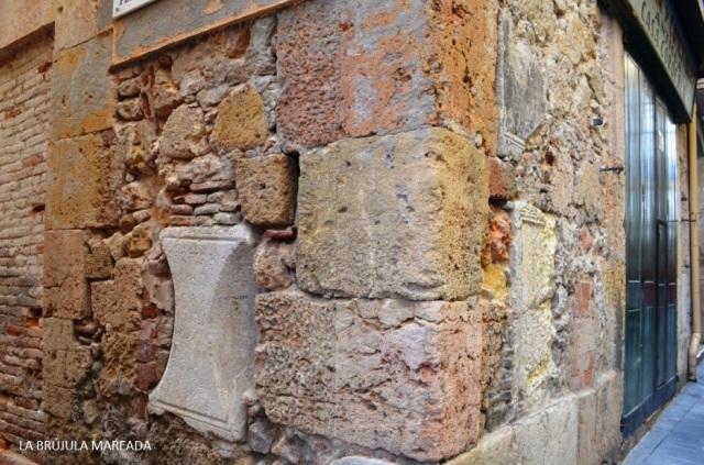 Tarragona arqueología ara romana