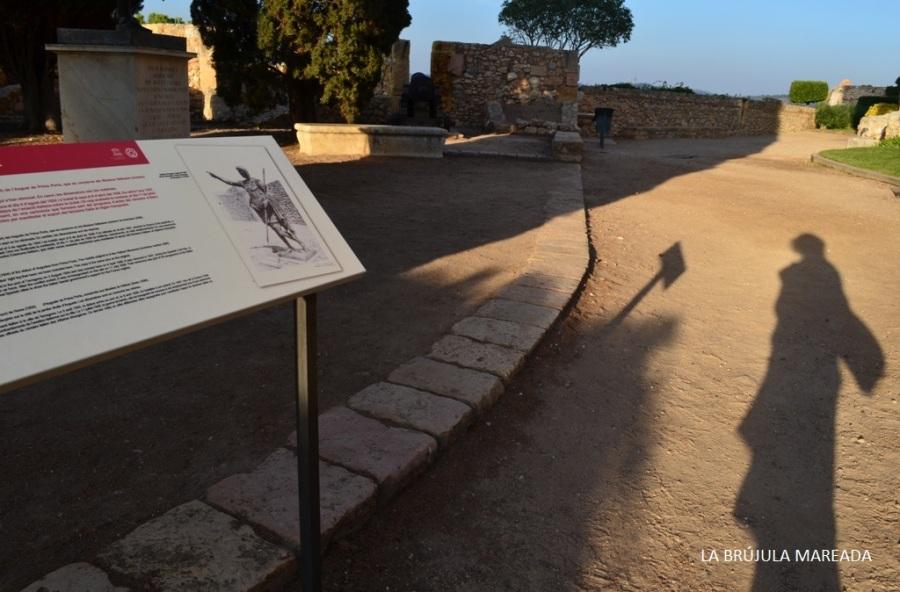muralla romana de Tarragona