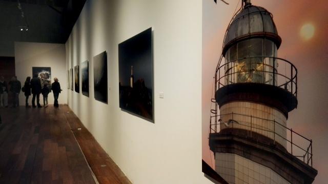 exposición fotográfica de Ricardo Grobas en el Museo do Mar